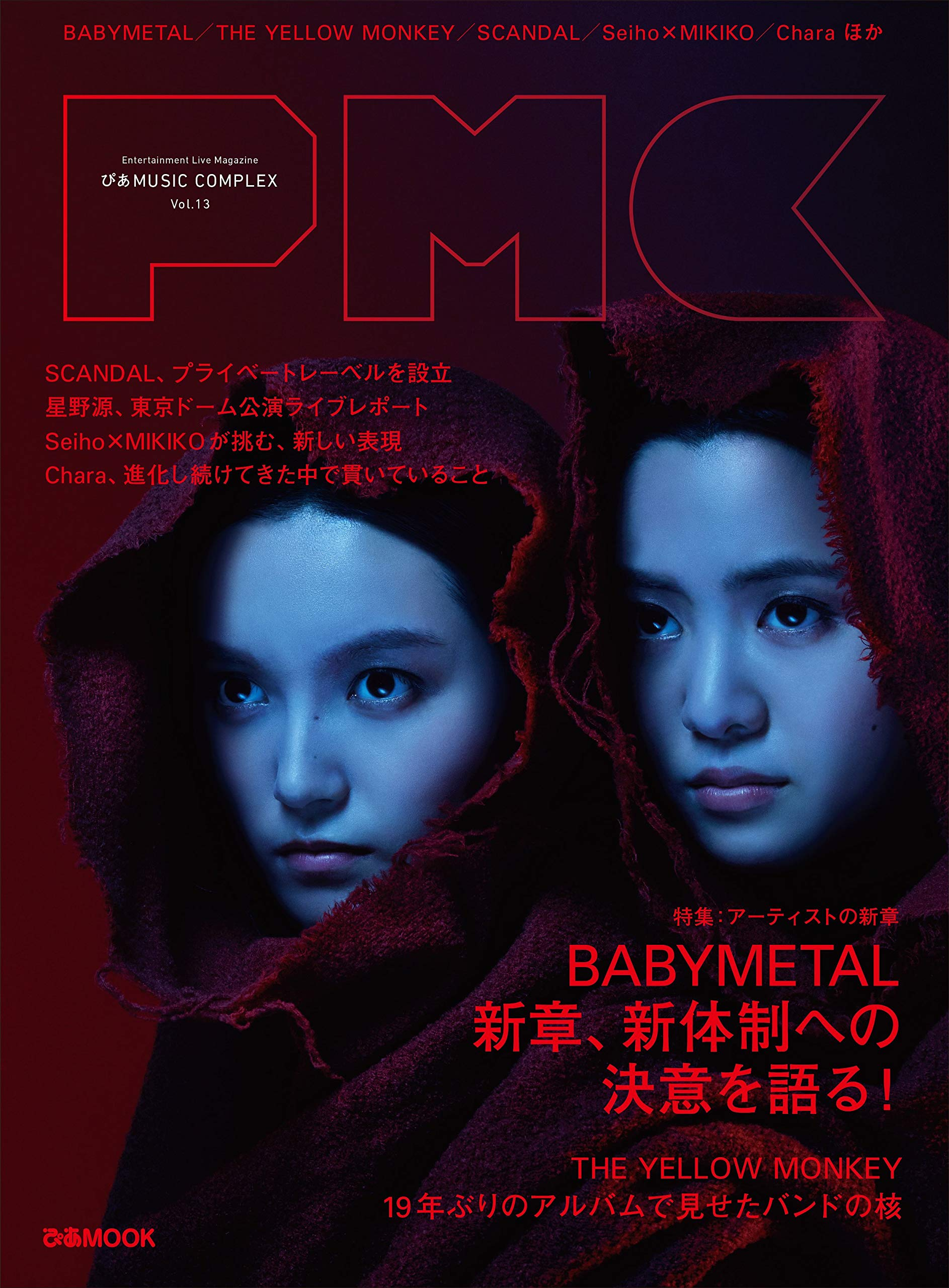 PMC Vol. 13 – Interview